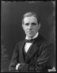 Black and white photograph of Charles Edgar Loseby.